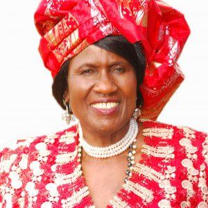 Dr Elizabeth Mary Okelo